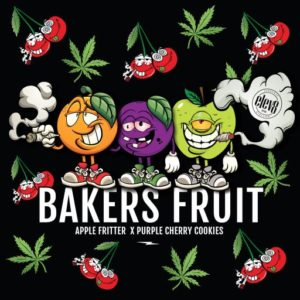 Bakers Fruit Square 3